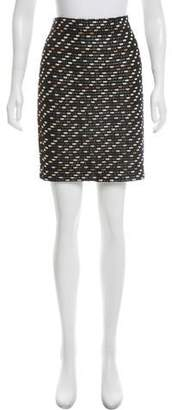 St. John Knit Mini Skirt