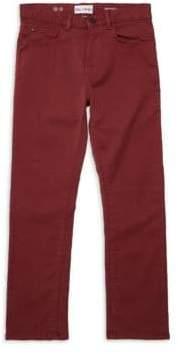 DL1961 DL Premium Denim Premium Denim Little Boy's& Boy's Brady Slim Heat Pants - Heat - Size 14