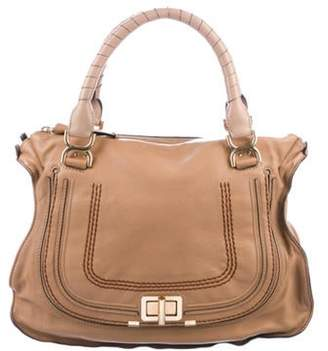 Chloé Chloé Large Marcie Hobo Brown Chloé Large Marcie Hobo