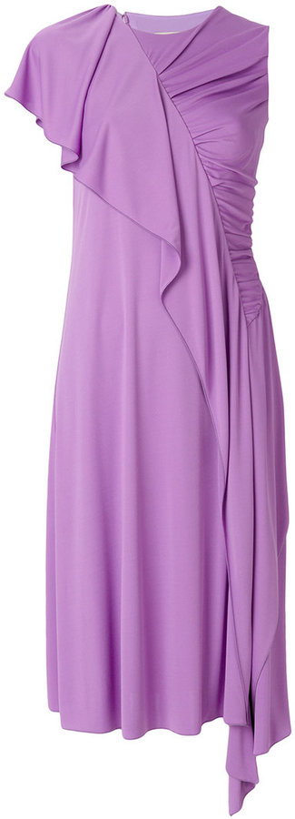 Emilio Pucci draped dress