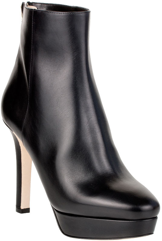 Jimmy Choo Might black ankle boot