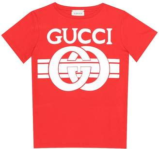 bb5824c42 Gucci Pink Girls' Tops - ShopStyle