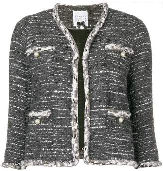 Edward Achour Paris tweed jacket