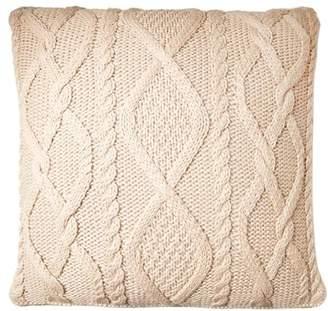 Johanna Howard Chalet Cable Pillow