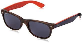 Ray-Ban RB2132 New Wayfarer Non Polarized Sunglasses
