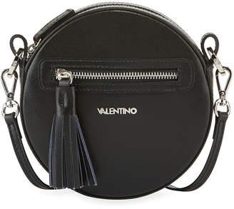 Mario Valentino Valentino By Henriette Small Round Crossbody Bag
