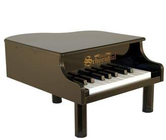Schoenhut 18 Key Mini Grand Piano - Black