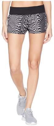 Nike Dry Crew Print Shorts Women's Shorts