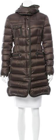 MonclerMoncler Hermine Down Coat