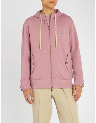 Vivienne Westwood Orb cotton-jersey hoody