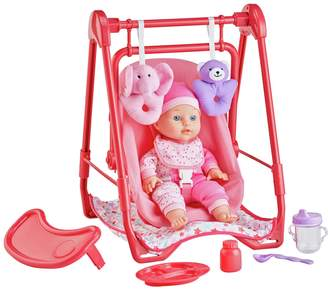 Chad Valley Babies to Love 4-in-1 Doll's Activity Unit