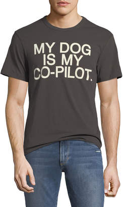 Chaser Men's My Dog Is My Co-Pilot Tee