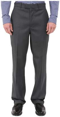 Perry Ellis Portfolio Classic Fit Flat Front Sharkskin Pant Men's Dress Pants