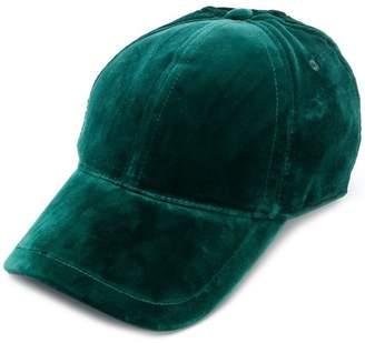 Dolce & Gabbana velvet plain cap