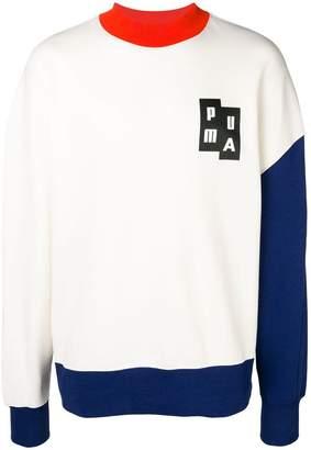Puma high neck sweatshirt