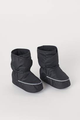 H&M Waterproof Soft Boots - Black