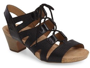 Women's Josef Seibel Ruth 29 Lace-Up Sandal $139.95 thestylecure.com