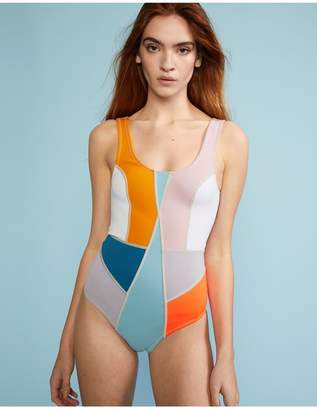 Cynthia Rowley Kalleigh One Piece - Extended Sizes Available