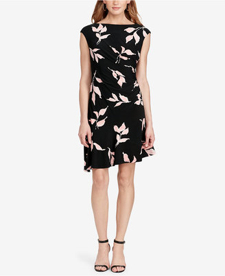 American Living Printed Jersey Dress $79 thestylecure.com