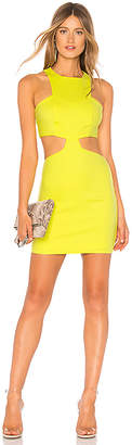 by the way. Allesandra Cut Out Mini Dress