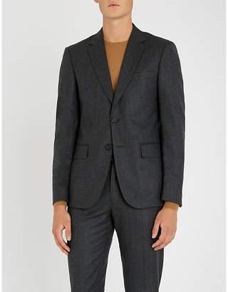 Sandro Single-breasted wool blazer