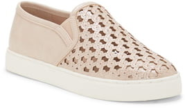 Vince Camuto Double Gore Slip-On Sneaker