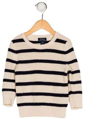 Polo Ralph Lauren Girls' Striped Knit Sweater
