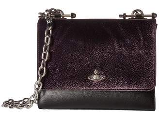 Vivienne Westwood Small Sheffield Crossbody Cross Body Handbags