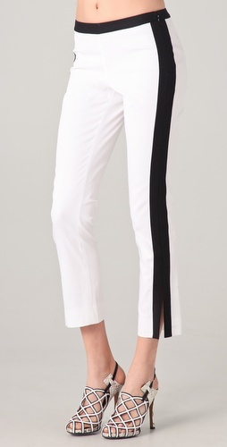 10 crosby derek lam Cropped Combo Pants