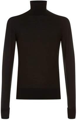 Tom Ford Fine Wool Roll Neck Sweater