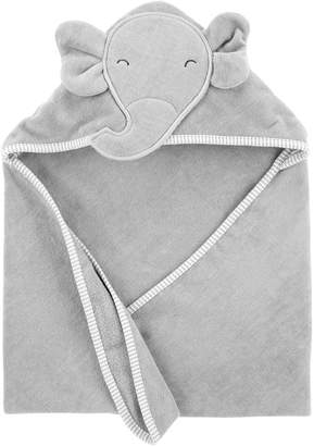 Carter's Baby Embroidered Animal Hooded Towel