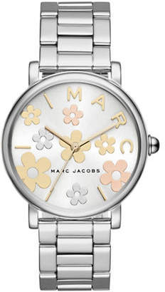 Marc Jacobs Classic Stainless Steel H-Link Bracelet Watch