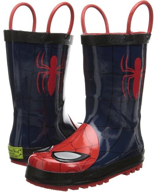 Western Chief Kids The Ultimate Spider-Man Rain Boot (Toddler/Little Kid/Big Kid)