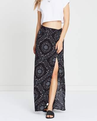 Rusty Delilah Maxi Skirt