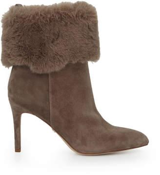 Sam Edelman Oleana Fur Stiletto Boot