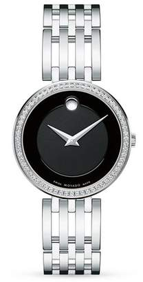 Movado Esperanza Watch with Diamonds, 28mm