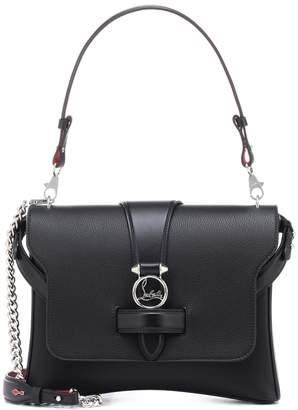 Christian Louboutin Ruby Lou leather shoulder bag