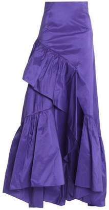 Peter Pilotto Asymmetric Maxi Skirt