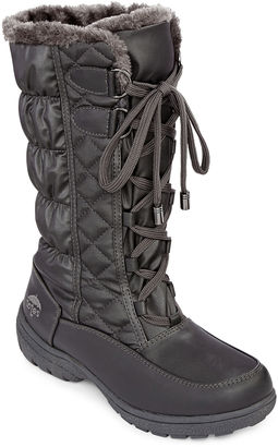 Totes totes Tracey Womens Cold-Weather Boots $90 thestylecure.com