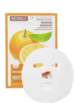 Forever 21 Vitamin C Energizing Face Sheet Mask
