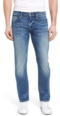 Hudson Jeans Byron Slim Straight Fit Jeans (Session)