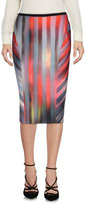 Elie Tahari Knee length skirts - Item 35294671PL