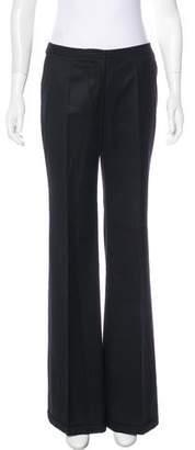Akris Punto Wool Wide-Leg Pants
