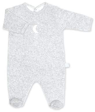 Bemini Terry Pyjama, 3-6 m, Plum Mixed 90