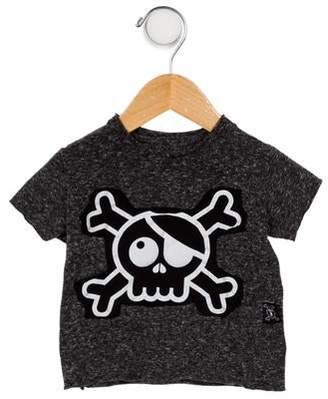 Nununu Boys' Graphic Print Shirt