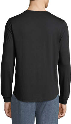 Unsimply Stitched Men's Super Soft Henley Shirt