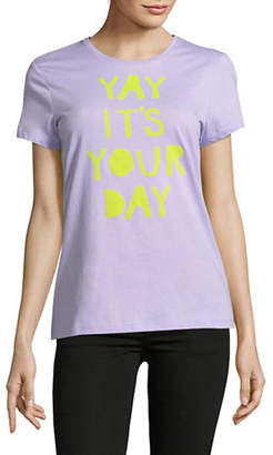 DAY Birger et Mikkelsen THE BIRDIE COLLECTION Yay Its Your Tee