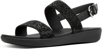 FitFlop Barra Crystalled Back-Strap Sandals