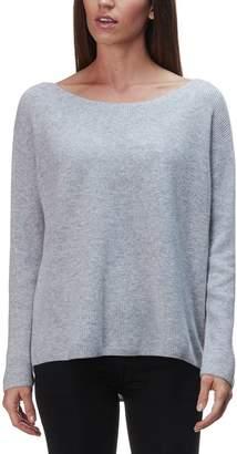 Monrow Off Shoulder Rib Sweater - Women's