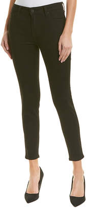 KUT from the Kloth Donna Black High-Rise Ankle Skinny Leg